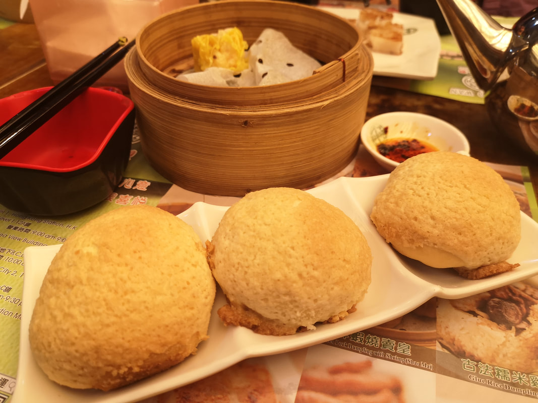 Dim Sum at Tim Ho Wan