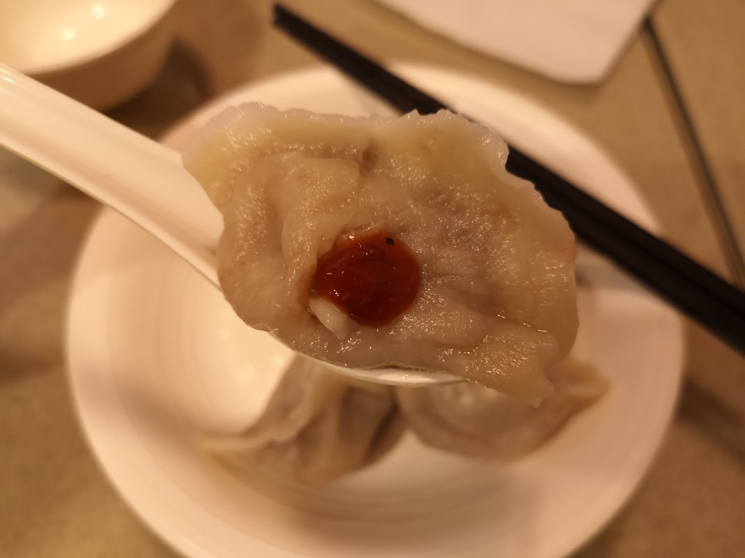 Wang Fu dumplings in Central