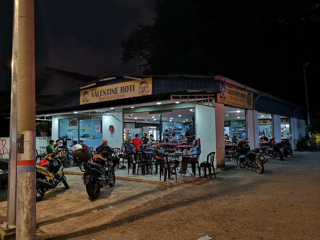 Best Roti Canai in KL