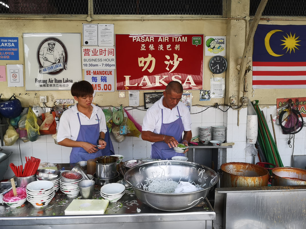 Best Laksa In Penang