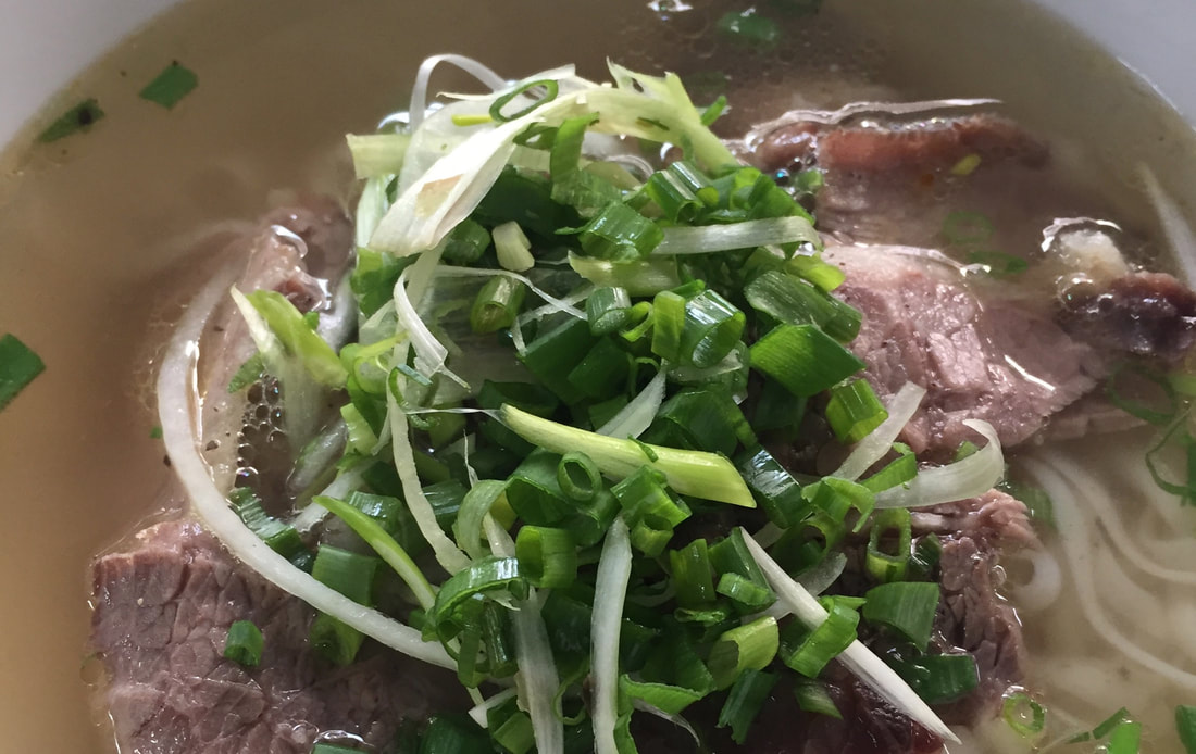 Best Pho in Saigon
